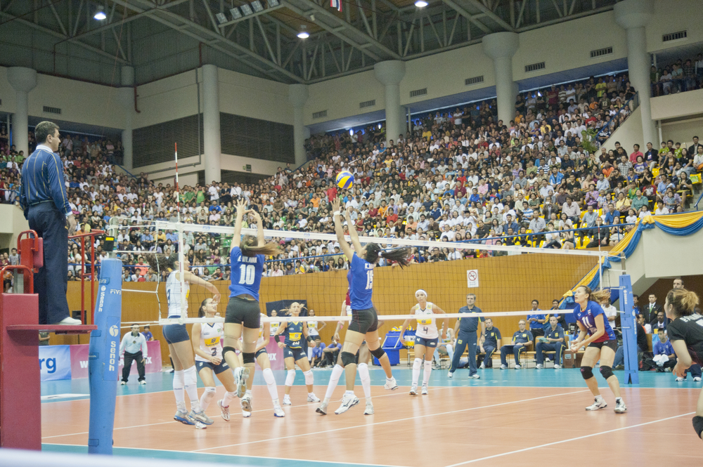 Introduction To Basic Volleyball Rules