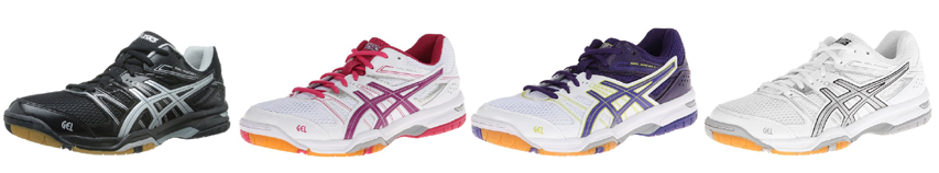 ASICS Womens Gel Rocket 7 Colors