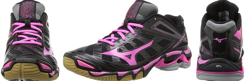59e4f0ea4442 Mizuno Women's Wave Lightning RX3 Volleyball Shoes