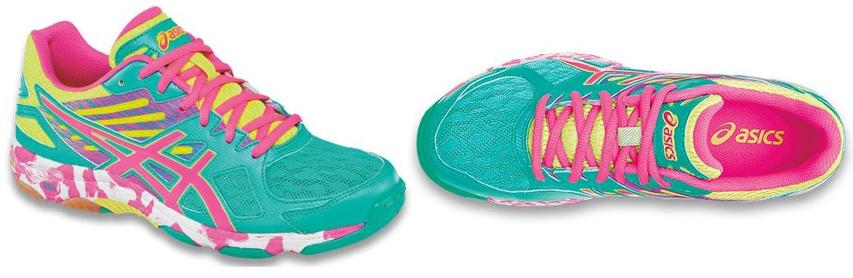 Asics Gel Flashpoint Indoor Court Shoes Mens