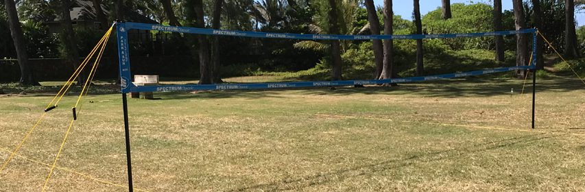 Park & Sun Spectrum Classic Outdoor Volleyball Net