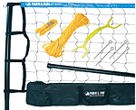 Tournament 179 volleyball net