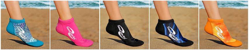 Sprites Sand Socks