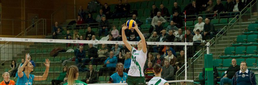 Volleyball Jump Set