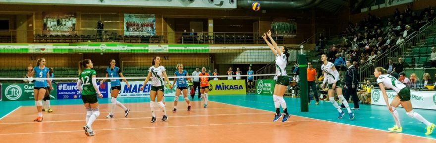 volleyball footwork