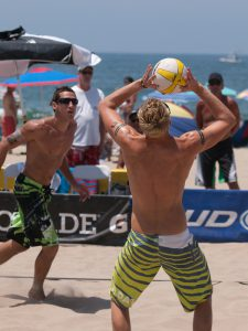 Beach Volleyball Setting Tips